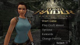 Tomb Raider Anniversary ISO PSP Highly Compressed+Save Data Full Terbaru