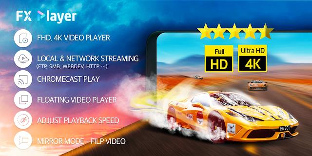 تطبيق FX Player PRO المدفوع اخر اصدار