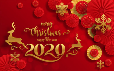 merry christmas and happy new year images download