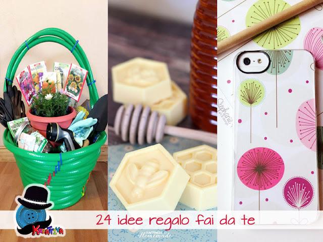 24 idee regalo fai da te