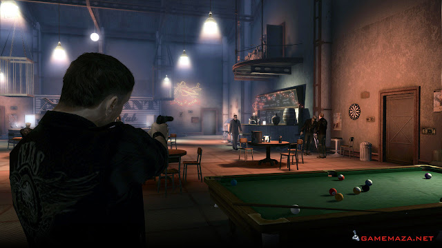 Alekhine's Gun Gameplay Screenshot 1