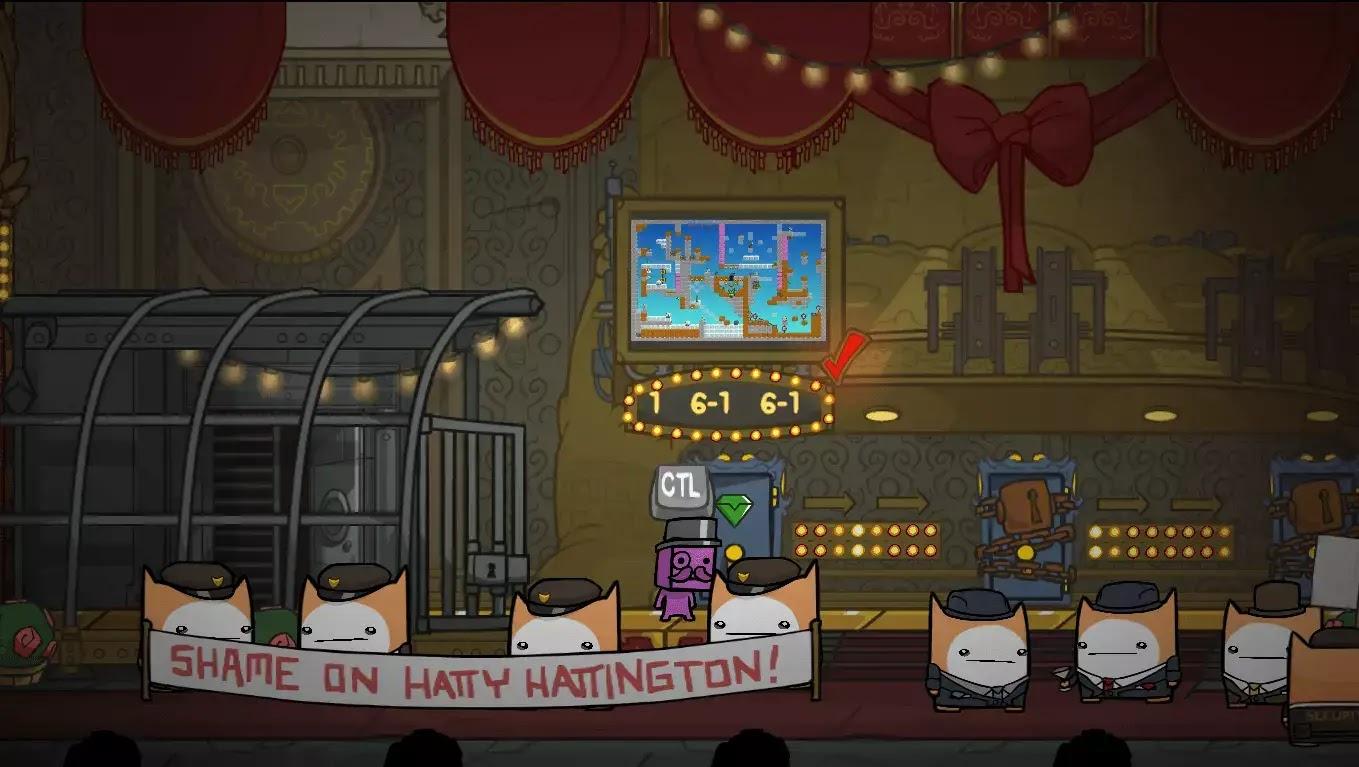 Lobby BattleBlock Theater