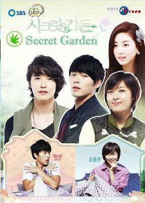 Sikeuritu Gadeun AKA Secret Garden (TV Series) S01 DVD HD Latino 5DVD
