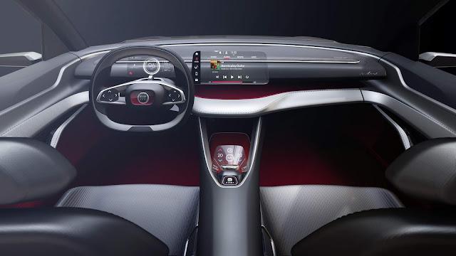 Fiat Fastback - SUV derivado da Toro