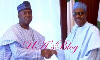Breaking: President Buhari To Receive The 2018 Budget Tomorrow – Saraki