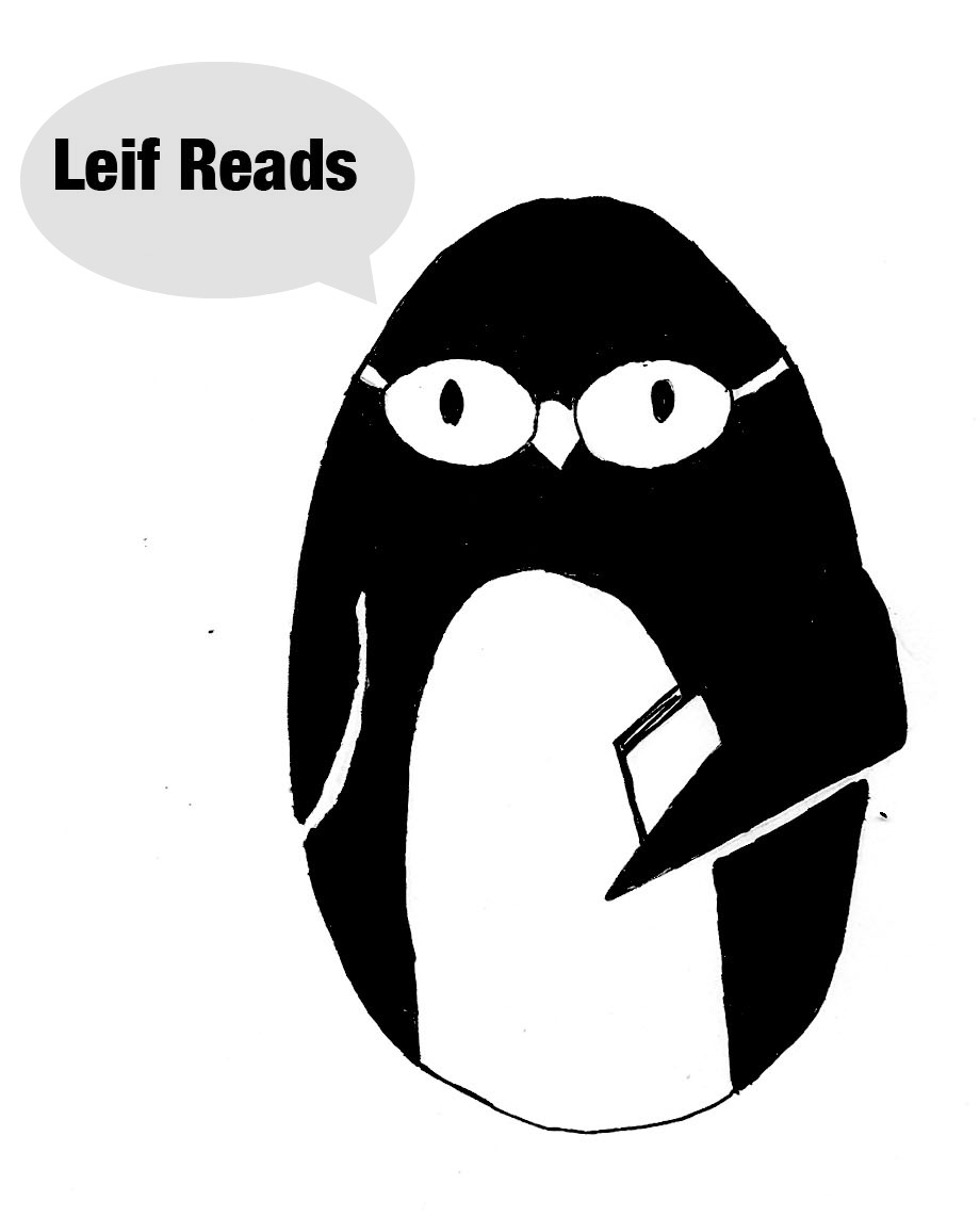 Leif Reads: But what about all this snow?