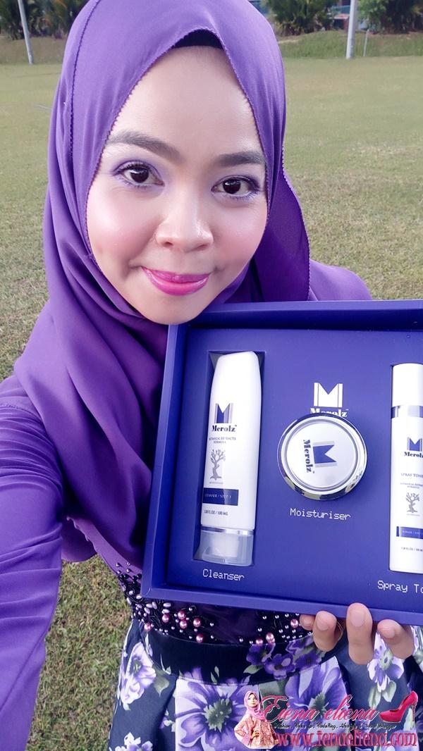 Kulit flawless dan glowing dengan Produk Kecantikan berasaskan Kayu Cendana | Merolz Beauty Skincare