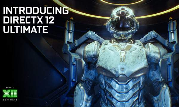 NVIDIA fully supports DirectX 12 Ultimate with its latest drivers