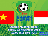 Vietnam vs Indonesia AFF Cup 2014