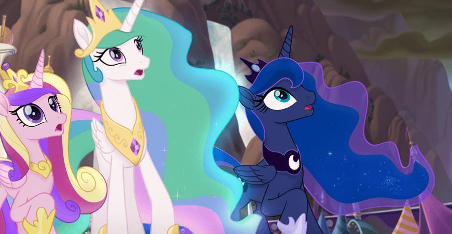 Princess Luna Can I Have Cake