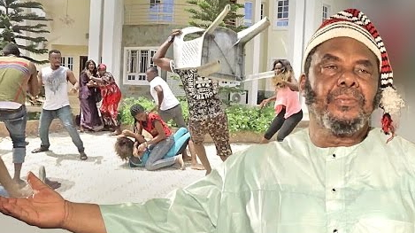 pete edochie family member arrested for murder