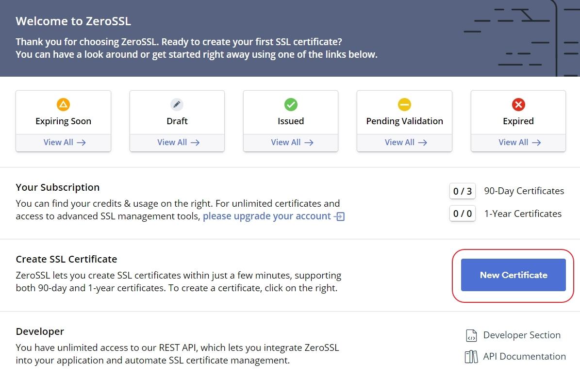 免費的SSL憑證「SSL For Free」申請教學 - IT大叔
