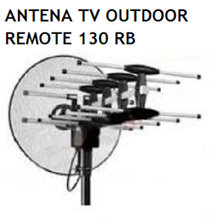 antena tv outdoor remote