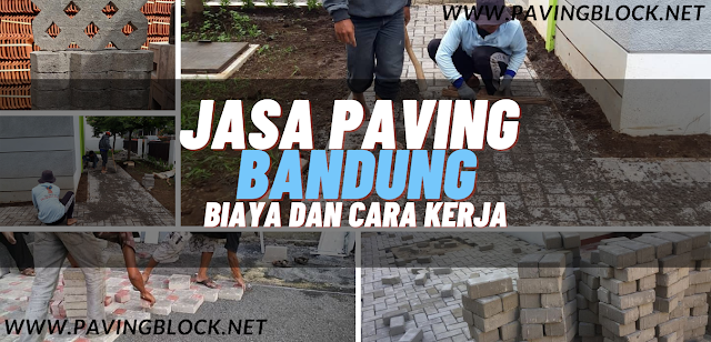 Biaya Jasa Tukang Pasang Paving Block Bandung Per Meter Persegi