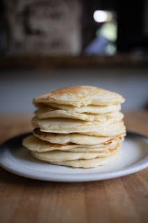 vanilla pancake batter recipe and preparation method