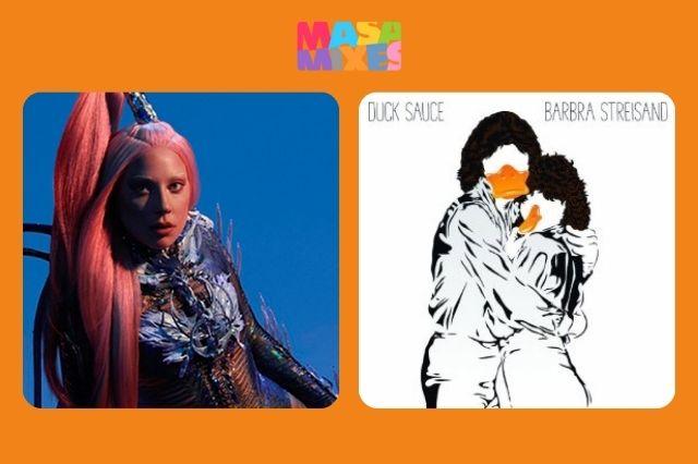 Replay Streisend (Lady Gaga vs. Duck Sauce)
