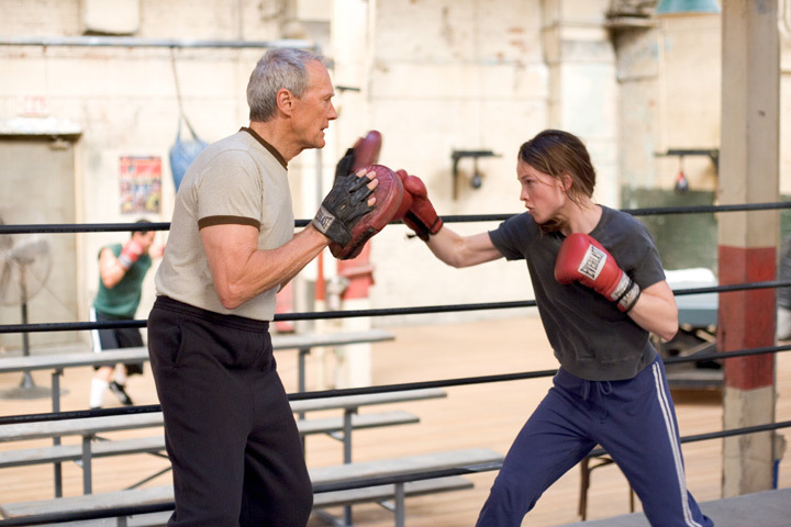 a review of the film million dollar baby by clint eastwood Million dollar baby film essay 966 words | 4 pages in the film 'million dollar baby',directed by clint eastwood is mainly based around the theme of.