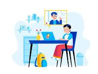 Cara Belajar Online di Rumah dengan Google Meet, Google Classroom & Zoom