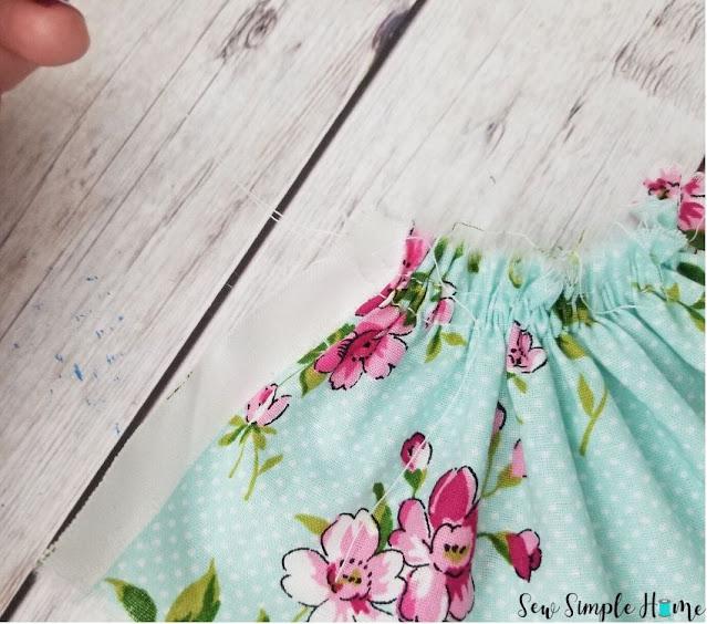 gathering sewing