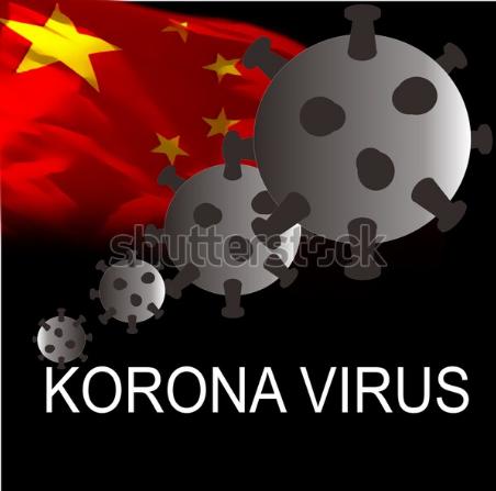 illustration graphics corona