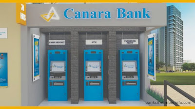 Canara Bank Balance in ATM Service