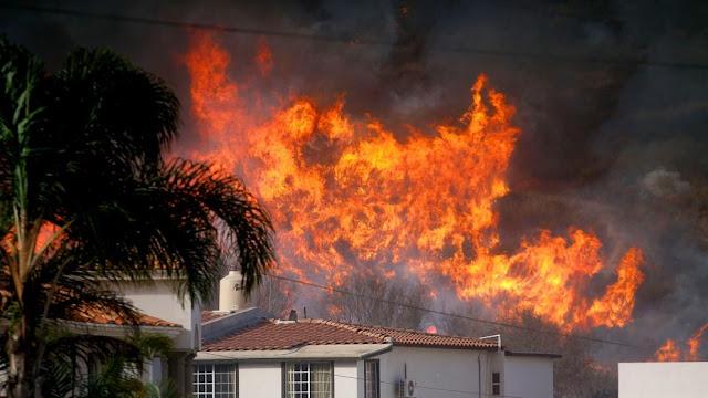 Incendios en California ya cobraron su primera víctima mortal