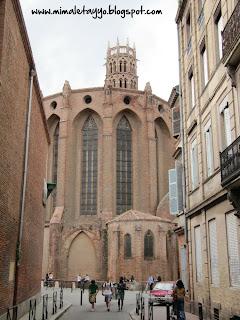 Convento de Jacobins en Toulouse