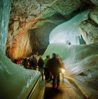 Eisriesenwelt, Werfen, Salzburgerland