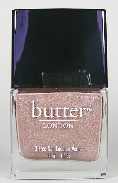 xoxoJen's swatch of Butter London All Hail The Queen