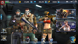 Gambar terkait dari game Point Blank Mobile