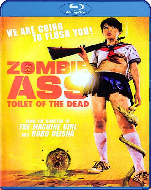 Zombie Ass [BD25] *Subtitulada *Bluray Exclusivo