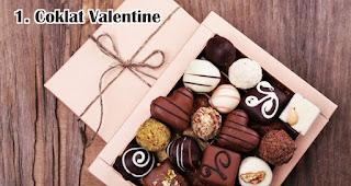 Coklat Valentine merupakan salah satu ide usaha yang laku keras menjelang valentine