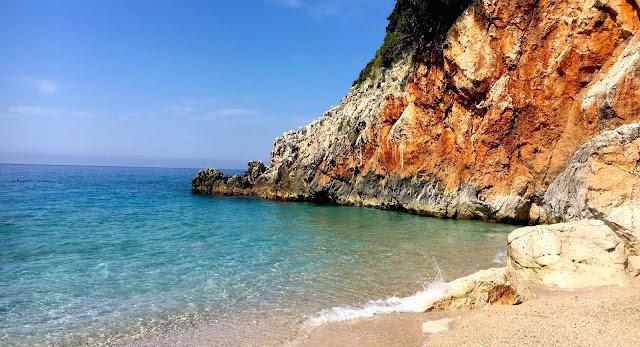 La plage isolée de Gjipe, ce petit coin de paradis en Albanie