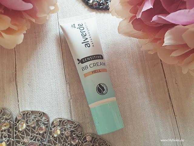 Alverde - Sensitive BB Cream, Hell