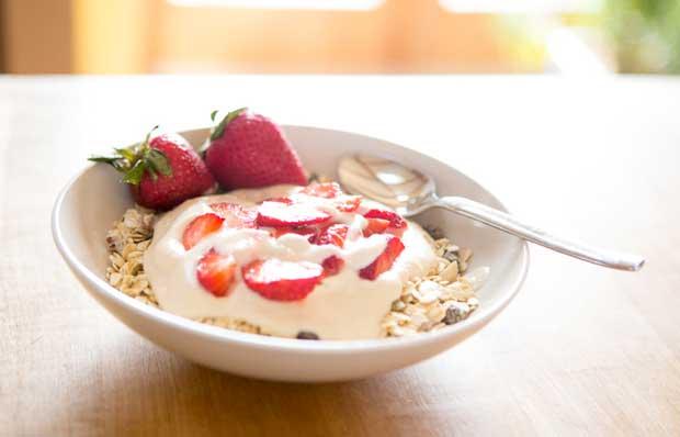 soy yoghurt soygurt