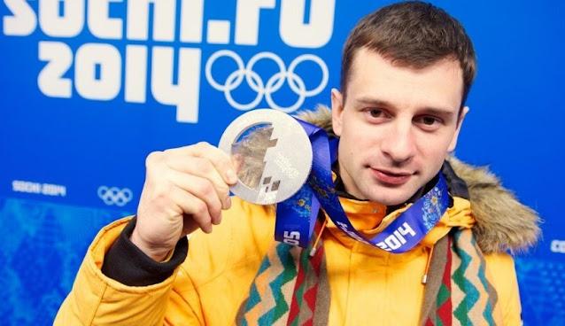 Мартинс Дукурс (Martins Dukurs) олимпиец сборной Латвии