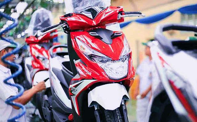 Honda Beat Kuasai Ekspor Motor Bulan April