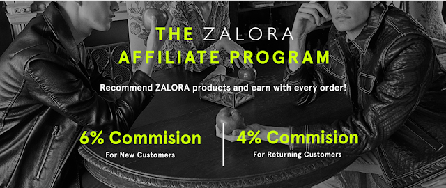 Zalora Affiliate Program