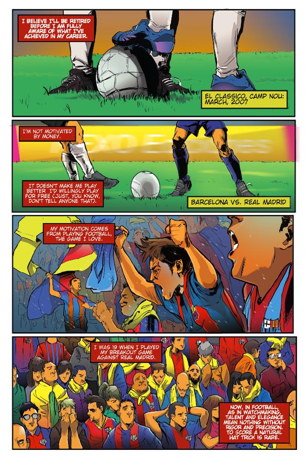 Lionel Messi - 3