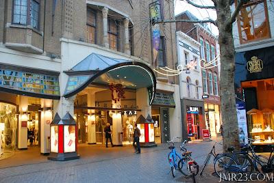 Pengalaman ke Breda, Holland
