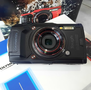 Jual Kamera Olympus Tough TG-6 WaterProof Fullset