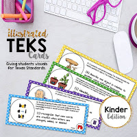https://www.teacherspayteachers.com/Product/Kindergarten-TEKS-Illustrated-and-Organized-298426