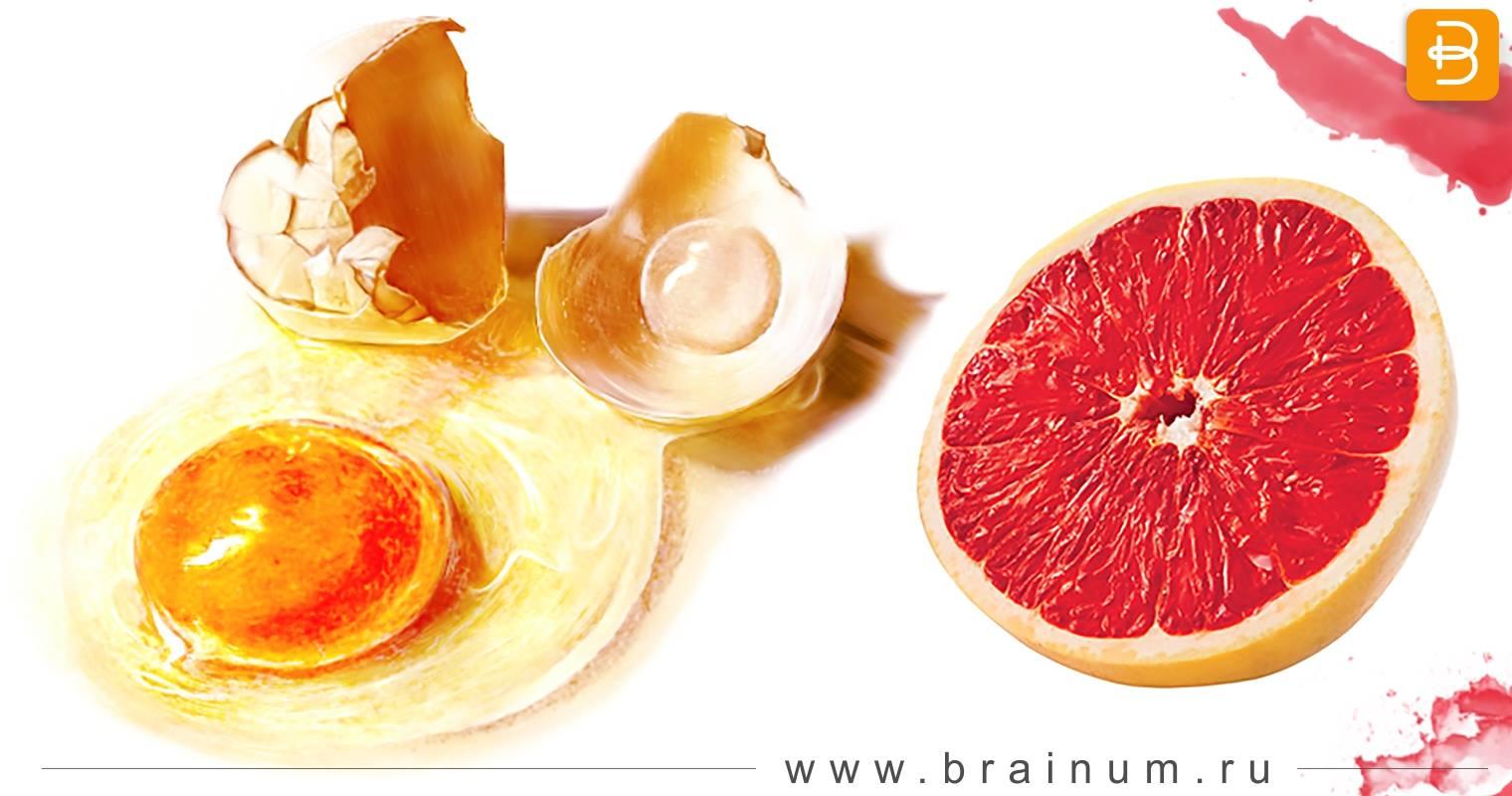 Диета С 5 Грейпфрутами.