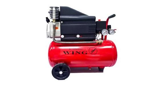Máy nén khí đầu liền WING TM - 0.1/8 - 25L