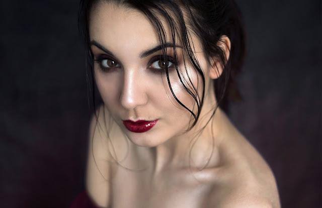 Makijaż na sylwestra w stylu fashion