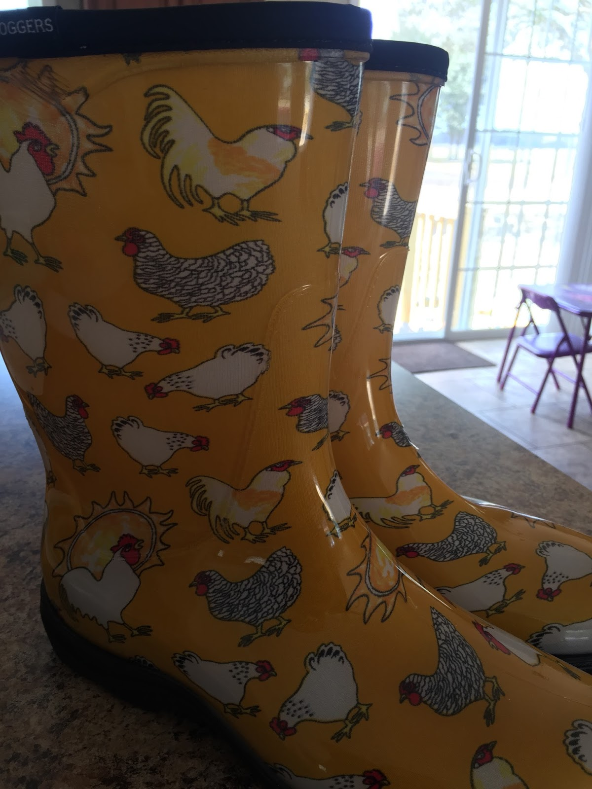 Two Plus the Kids: Slogger Boots Review