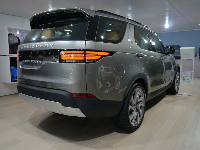 Discovery 5 HSE Luxury Bản cao cấp 2017