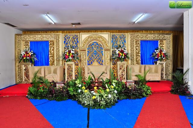Jasa dekorasi, paket catering dan paket pernikahan murah Luwes