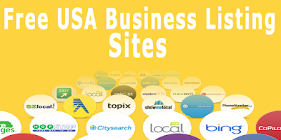 Free Business Listing Sites in USA