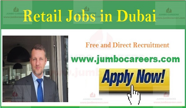 Dubai job openings with salary, Job opportunities in Dubai,